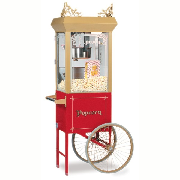 Antique Deluxe 60 Special 6oz Popcorn Machine