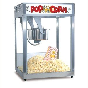 Macho Pop 16oz Popper Popcorn Machine
